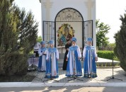 В Григориополе прошли праздничные мероприятия, посвящённые Дням славянской письменности и культуры