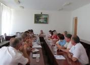 В Григориополе прошел круглый стол по актуальным вопросам ЖКХ