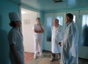 В центре внимания – медицина. Глава Государственной администрации побывал с рабочим визитом в Григориопольской центральной районной больнице