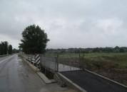 Завершена установка пешеходного моста на автодороге «Тирасполь-Каменка»