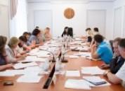 В Правительстве состоялось расширенное совещание с участием Президента ПМР Евгения Шевчука
