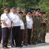 В Григориополе проходят итоговые военно-спортивные соревнования с участием команд казачат казачьих округов Приднестровской Молдавской Республики