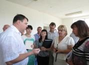 Встреча в селе Красногорка