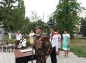 В Григориополе состоялся торжественный митинг, посвященный 70-летию Ясско-Кишинёвской операции