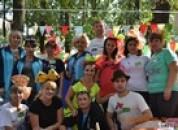 Третий районный туристический слет педагогических работников