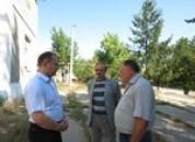Глава Государственной администрации провел ряд выездных рабочих встреч