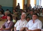 Храмовый праздник в селе Красногорка