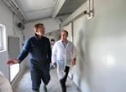 Глава Государственной администрации посетил птицеводческое и животноводческое предприятия Григориопольского района