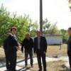 Глава Государственной администрации ознакомился с состоянием объектов инфраструктуры сел Бычок и Нововладимировка