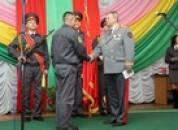 В Григориополе состоялось торжественное мероприятие,  посвященное Дню  работников милиции