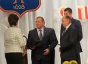 Глава Государственной администрации Юрий Ларченко принял участие в праздновании дня города Рыбница