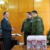 Встреча главы Государственной администрации с военным комендантом центрального и северного участка зоны безопасности