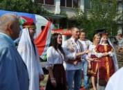 Григориопольская делегация приняла участие в открытии  Международного молодежного форума «25 лет вместе с Россией»