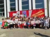 Мероприятие, посвящённое 25 – летию  Республики  состоялось в МОУ «Колосовский ОК «Основная школа – детский сад»