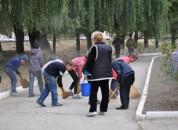 В Григориопольском районе состоялись субботники по благоустройству объектов социальной сферы