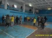 Районная Спартакиада школьников по мини-футболу и настольному теннису