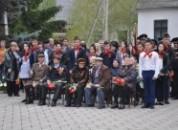 Празднование 72-й годовщины со Дня освобождения Григориополя