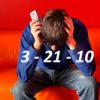 Телефон доверия  «3-21-10»  поможет подросткам найти выход из трудной ситуации