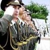 Поздравление главы госадминистрации и председателя Совета народных депутатов с 26-й годовщиной со дня образования Вооруженных сил ПМР