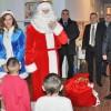 Руководители города и района навестили пациентов детского отделения