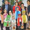 Олег Габужа  поздравил с наступающими праздниками воспитанников социальных групп
