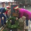 К могиле защитника Приднестровья Юрия Куку — Афанасьева возложили венки и цветы
