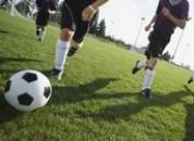 Финал районного тура соревнований по футболу «Кожаный мяч»