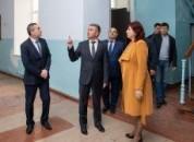 Президент проверил исполнение программы капвложений в Григориопольском районе