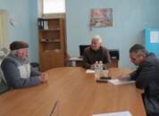 Выездной приём граждан по личным вопросам состоялся в селе Спея