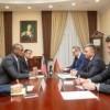 Вадим Красносельский пообщался с американским послом