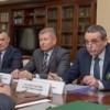 Президент, парламентарии, председатель горрайсовета заслушали отчет о работе госадминистрации Григориопольского района и г. Григориополь в 2018 году