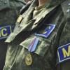 1 марта начнутся сборы миротворческого контингента ПМР