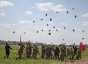 Суворовцы взяли штурмом плацдарм на берегу Днестра