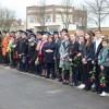 В Григориополе состоялся митинг, посвящённый 75-й годовщине освобождения города от немецко-фашистских захватчиков