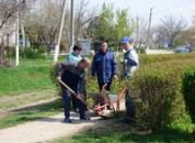 В Григориопольском районе проходит общереспубликанский субботник