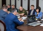 В Правительстве обсудили сложившуюся паводковую ситуацию в ПМР