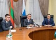 Президент заслушал информацию о положении дел в городах и районах Приднестровья