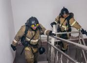 Тренировка по эвакуации детей общеобразовательных учреждений