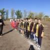 Финальный районный турнир соревнований по футболу «Кожаный мяч»