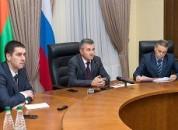 Президент обсудил с главами госадминистраций городов и районов республики текущую ситуацию на местах