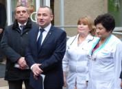 Открытие педиатрического отделения Григориопольской ЦРБ