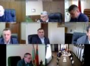 Глава госадминистрации принял участие в видеоконференции с Председателем Правительства