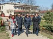 Президент осмотрел ряд дубоссарских и григориопольских учреждений