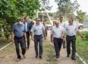 Глава государства посетил Григориопольский район