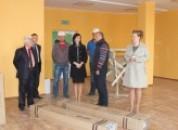 Татьяна Туранская посетила детский сад в с. Суклея и школу в с. Ташлык