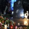 В Григориополе в память жертв Великой Отечественной войны возложили свечи и цветы