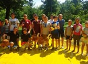 В городе Григориополе прошли спортивные мероприятия в честь празднования 229-ой годовщины образования города