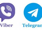 Госадминистрация Григориопольского района и г. Григориополь теперь в Viber и Telegram